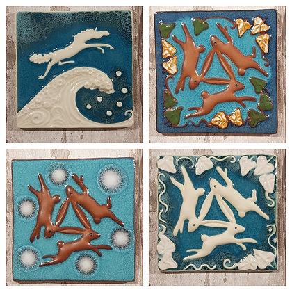 Ceramic Tiles - Large