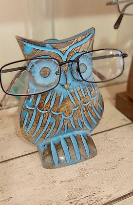 Blue Owl Spectacle Nose