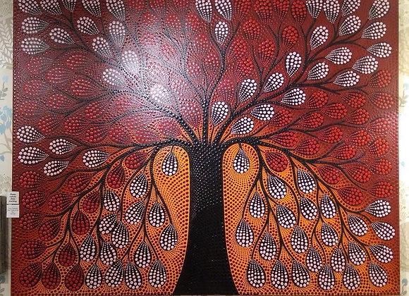 Balinese Dot Painting
