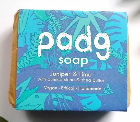 Juniper & Lime Soap