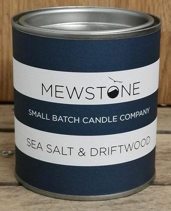 Sea Salt & Driftwood Candle