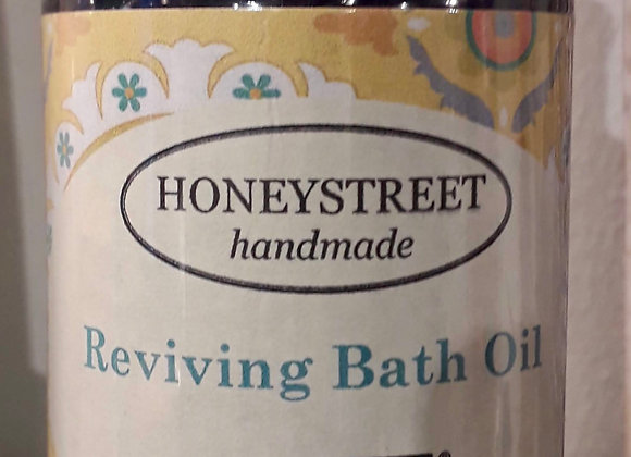 Reviving Bath Oil