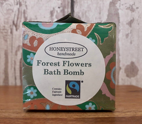 Forest Flowers Bath Bomb