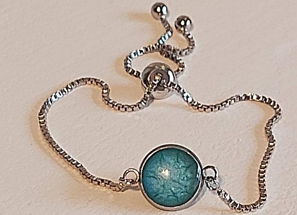 Slider Bracelet - Turquoise