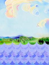 Wellen & Wolken