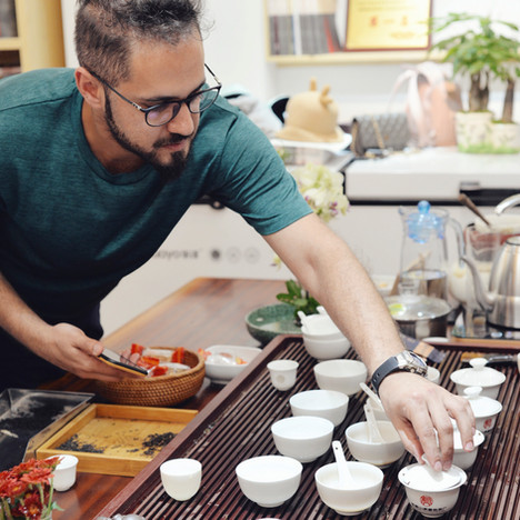 סוגי התה הסיני