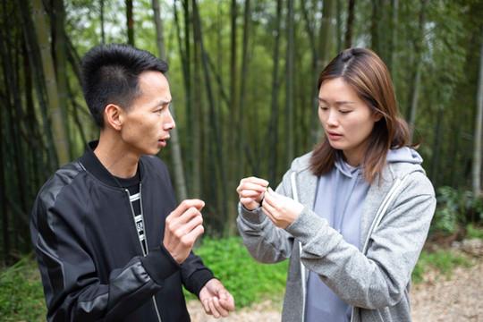 Tea studies in China