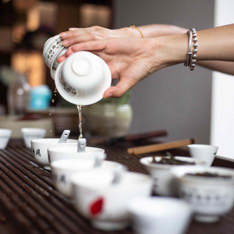 טעימות תה סיני