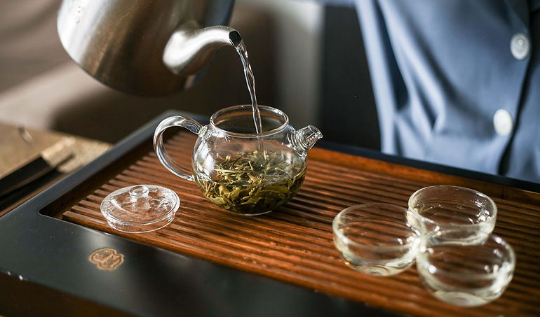 תה פואר בהיר