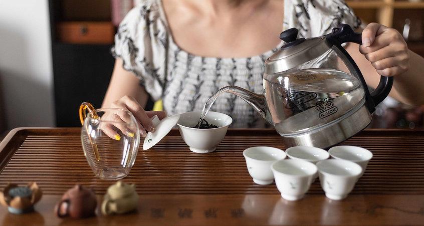 תה סיני אמיתי