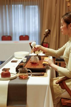 טקס תה סיני מסורתי