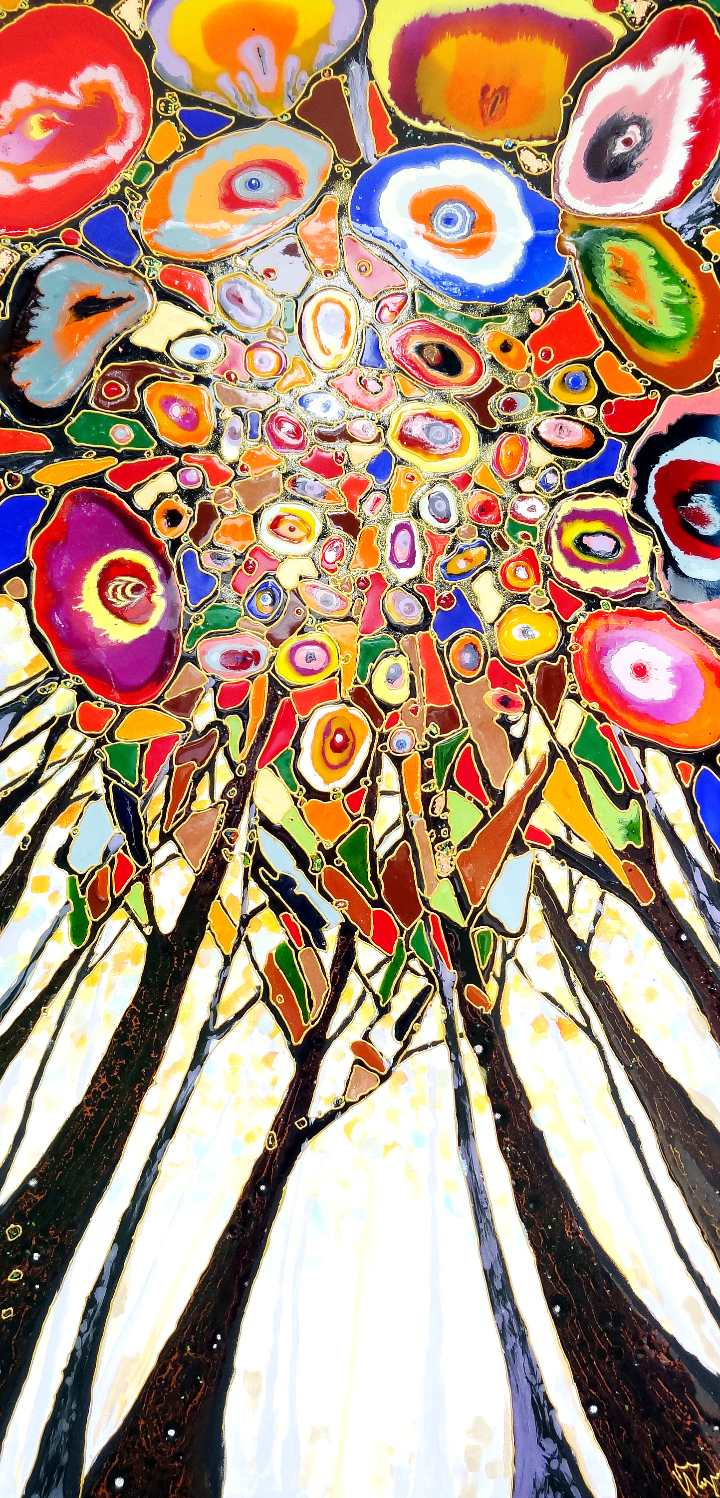 """Looking up 24""""x48"""""""