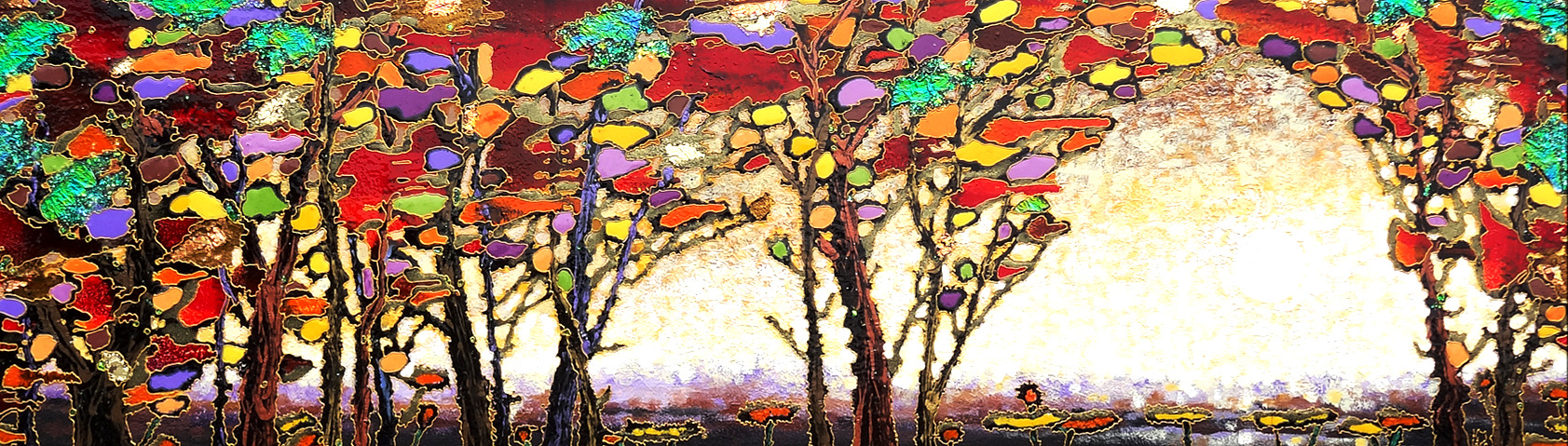 """Miracle Woods 24""""x80"""""""