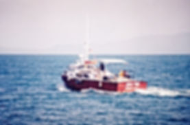 Venta crewboats, barcazas, barcos pesca, fishing boats, barges, used commercial boats for sale.
