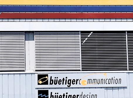 Druckerei Büetiger in Biberist