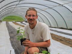 Les plantations commencent!!!!