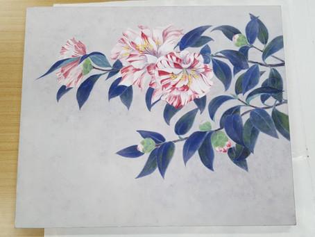 大森日本画教室生徒作品
