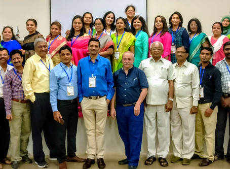 One More Success Story : National Conference, Pune - June 2017.