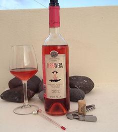 Terra Nera ροζέ Καραμολέγκου