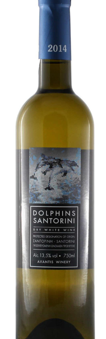 Σαντορίνη Δελφίνια