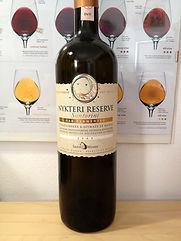 Νυχτέρι reserve Santo winery