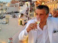 Βαγγέλης Μπελτζενίτης, σύμβουλος γαστρονομίας