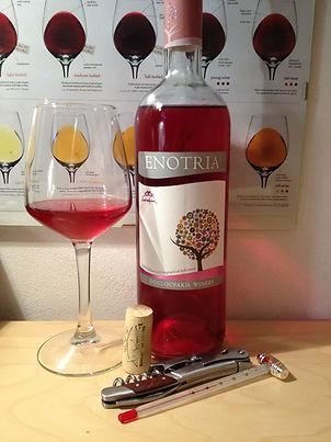 Ενότρια ροζέ Δουλουφάκη