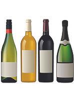 Τύποι φιαλών κρασιού