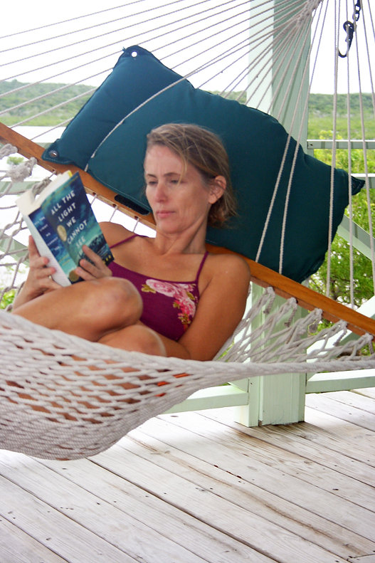 Petra Kaufmann In the afternoon quiet between thunderstorms Cat Island, Bahamas