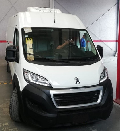 Peugeot VAn Thermoking
