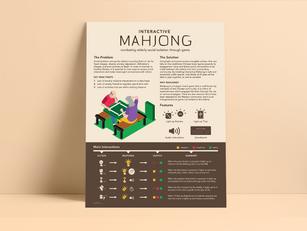 Interactive Mahjong