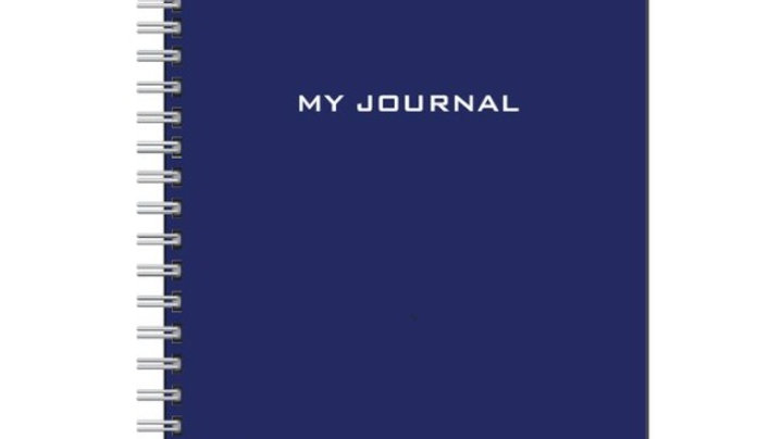 SUCCESS JOURNAL (Blue)
