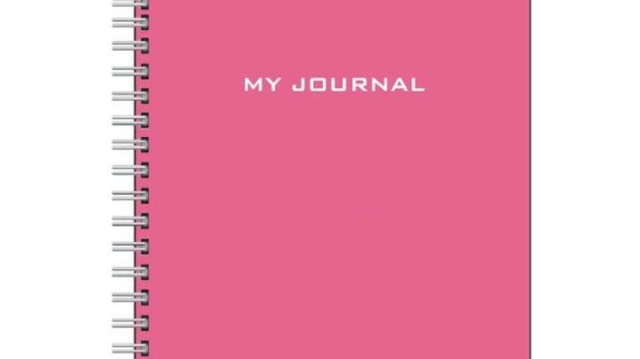 SUCCESS JOURNAL (Pink)