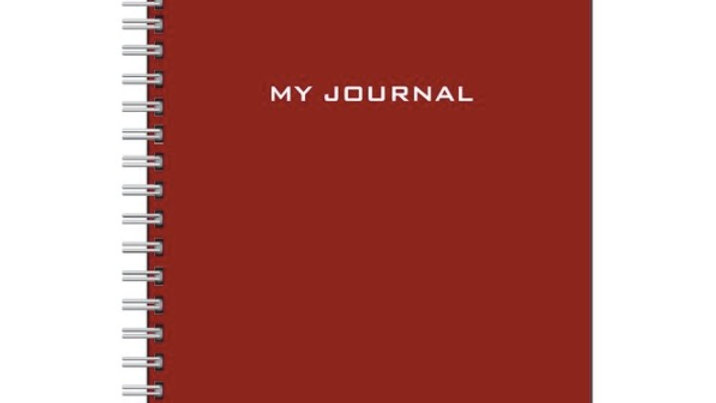 SUCCESS JOURNAL (Red)