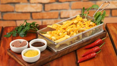 Quer comer batata frita a vontade?
