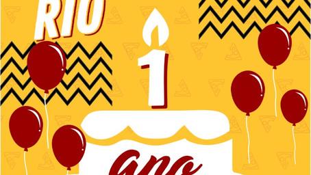 Aniversário Park da Pizza!