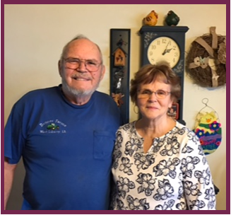 Landowner Spotlight: Louis & Sandy Danner