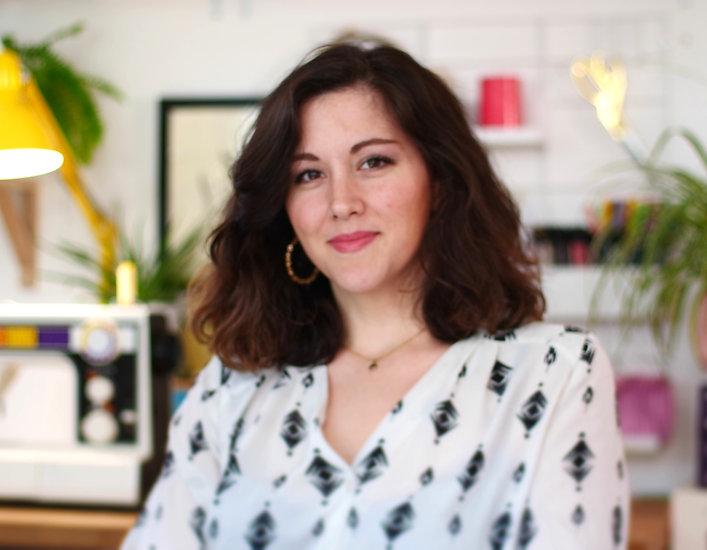 France Desbouis Tapissière Designer