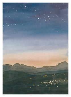 A Light on the Horizon.-