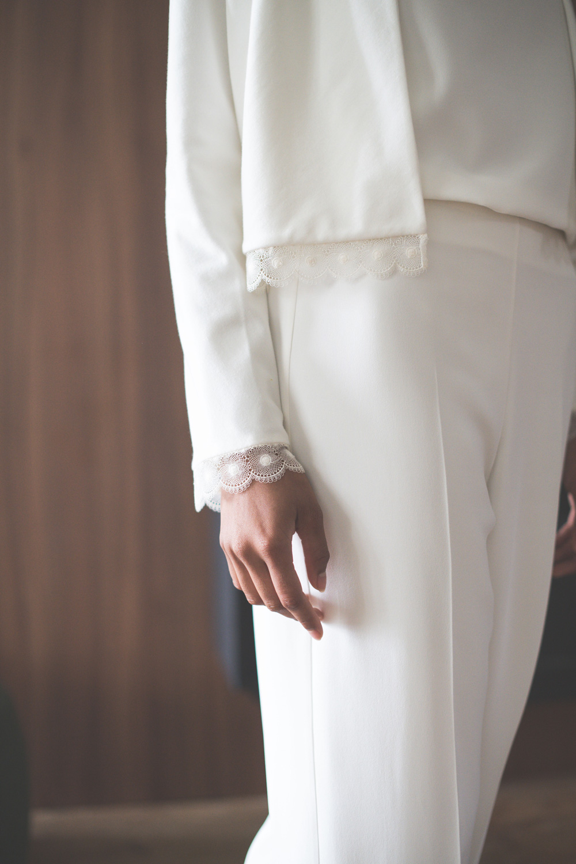 Pantalon Robbins - Veste Avril