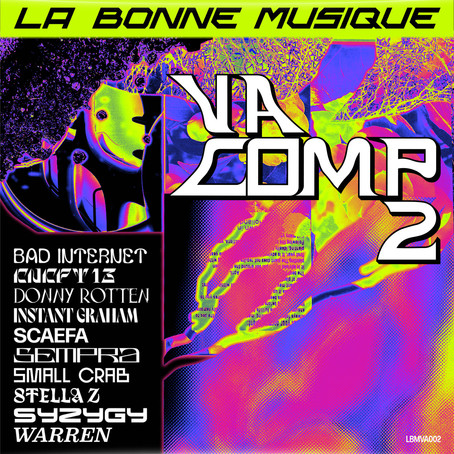 Premiere: bad internet - Remove all outer Packaging before Heating [La Bonne Musique]