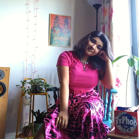 Womxn in Radio: Grace Lata [Foodhall Community Radio]