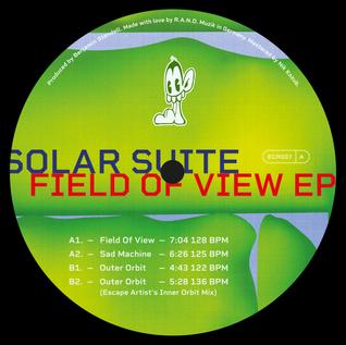 Premiere: Solar Suite - Sad Machine (Echocentric Records)
