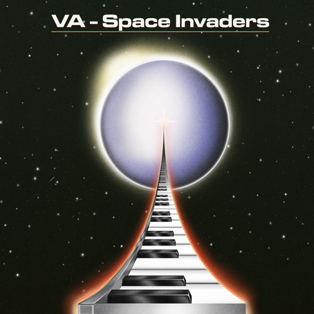Review: VA - Space Invaders (Blaq Numbers)