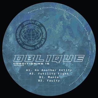 Premiere: Oblique - Futility Fight [Jerk It]