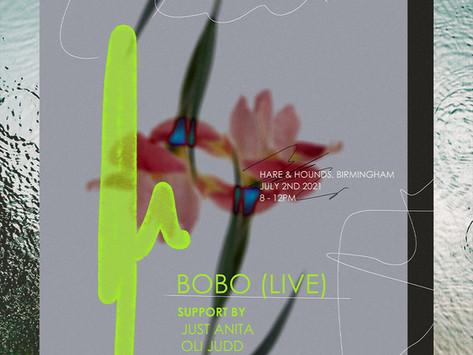 Halcyon Wax Presents Bobo (Live)