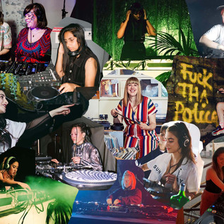 What U Wearing? Fashion Expectations on Women and Non Binary DJs