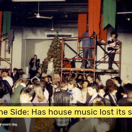 Has House Music Lost Its Soul?