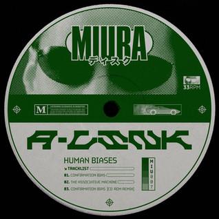 Premiere: A-Link - Confirmation Bias (CD Rom Remix) [Miura Records]