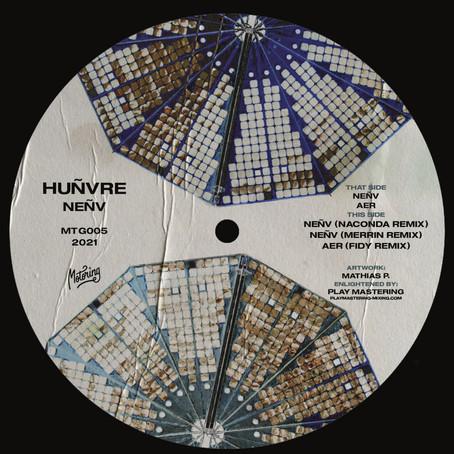 Premiere: Huñvre - Neñv (Naconda Remix) [Motoring]